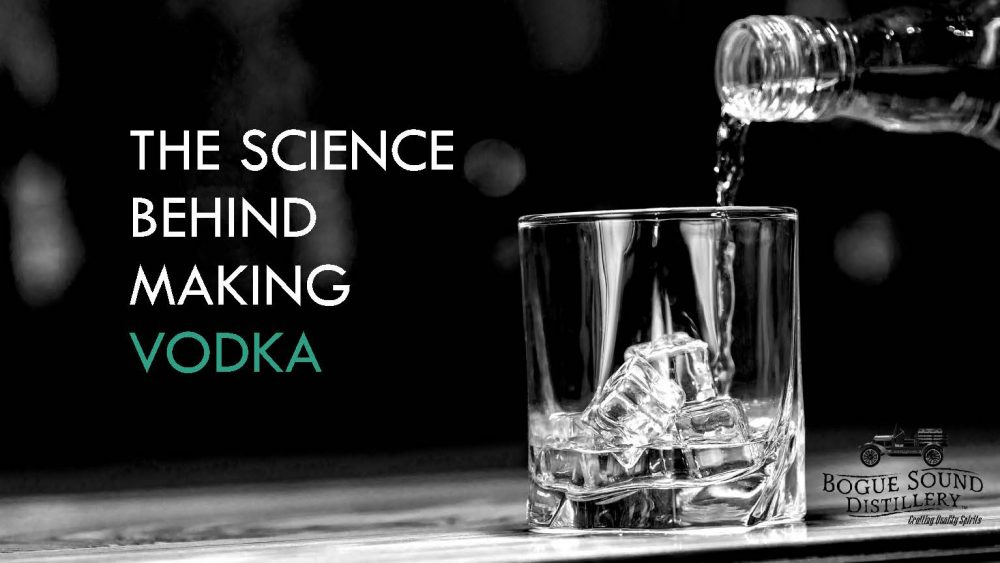 Science behind vodka