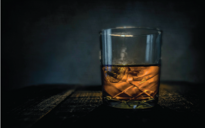The Difference Between Bourbon & Whiskey