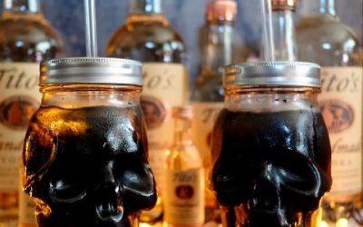 Ghastly, Ghostly Drinks