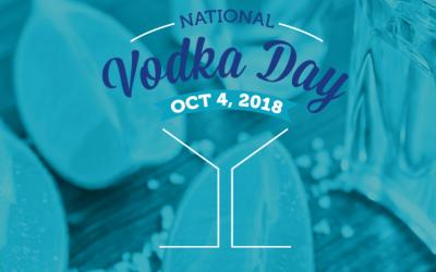 Celebrating National Vodka Day