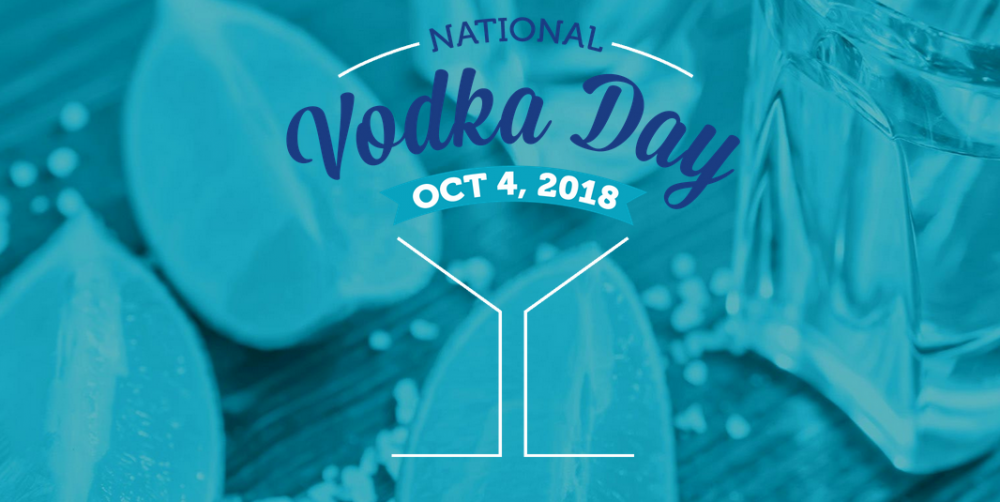 Celebrating National Vodka Day