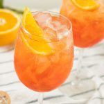 citrus prosecco cocktail