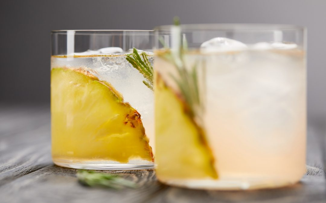 4 Fruity Gin Cocktails to Beat the Summer Heat