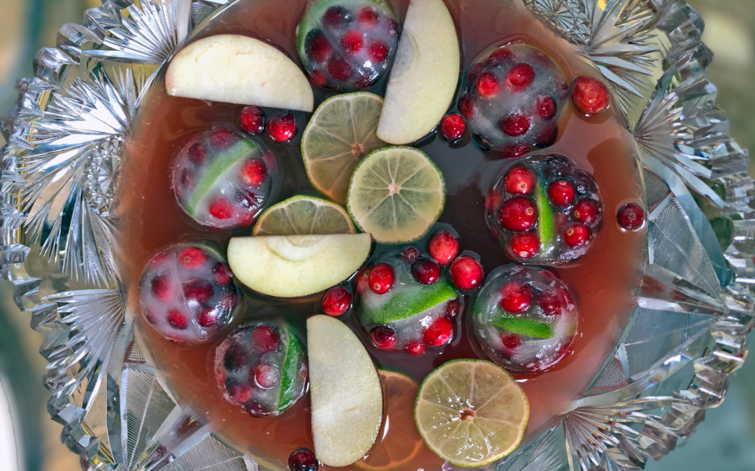 A Holiday Punch That Won't Dissapoint