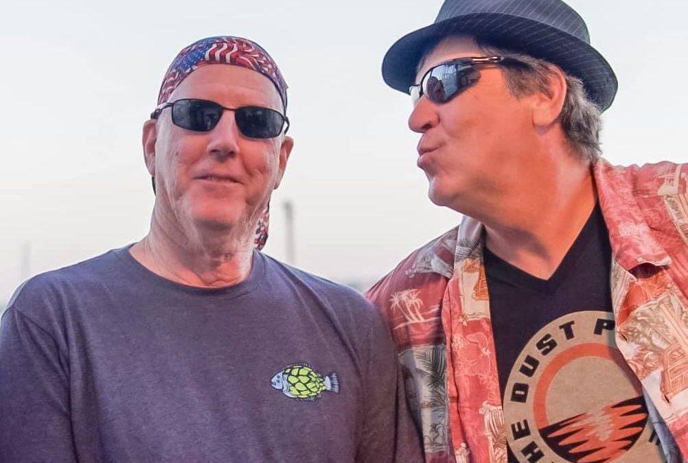 The Will & Tony Show with Sub Tropics Island Hopper Food Truck