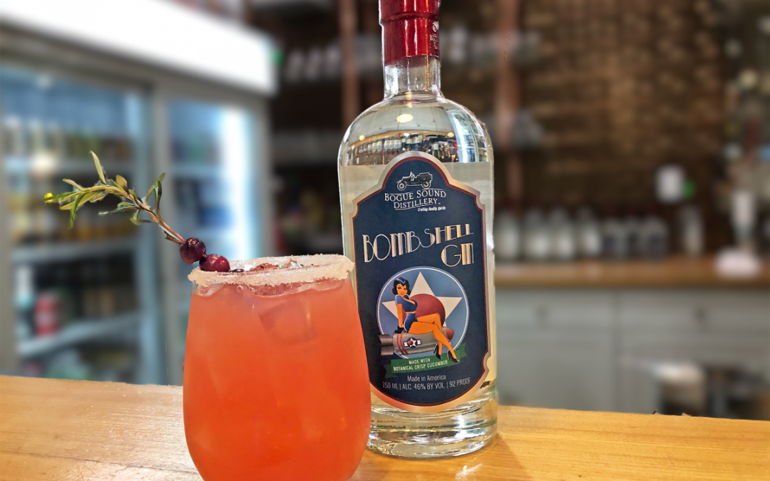 Bombberry Sparkle – Crafted with Bombshell Gin