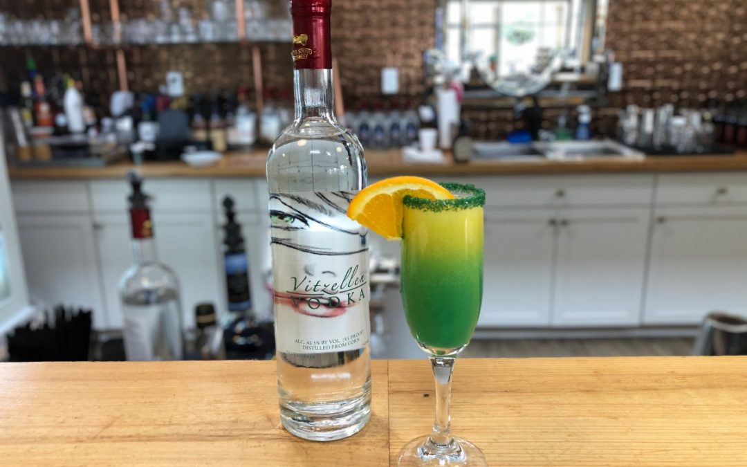 Pot of Gold Mimosa | Vitzellen Vodka