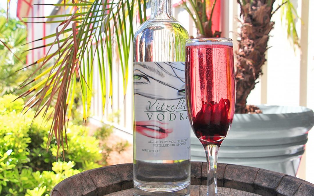 Momosa | Crafted with Vitzellen Vodka