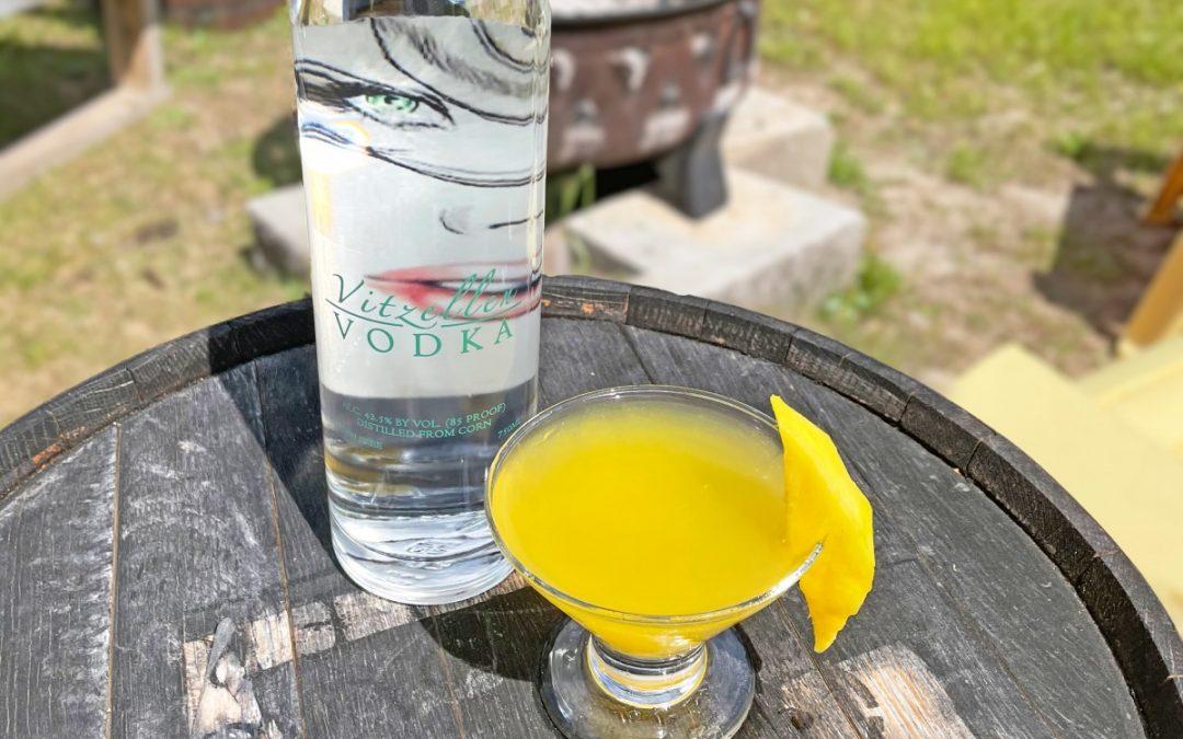 Mango Bogue-Tini | Vitzellen Vodka